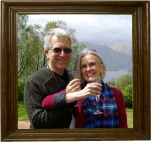 Glyn & Will in Glencoe