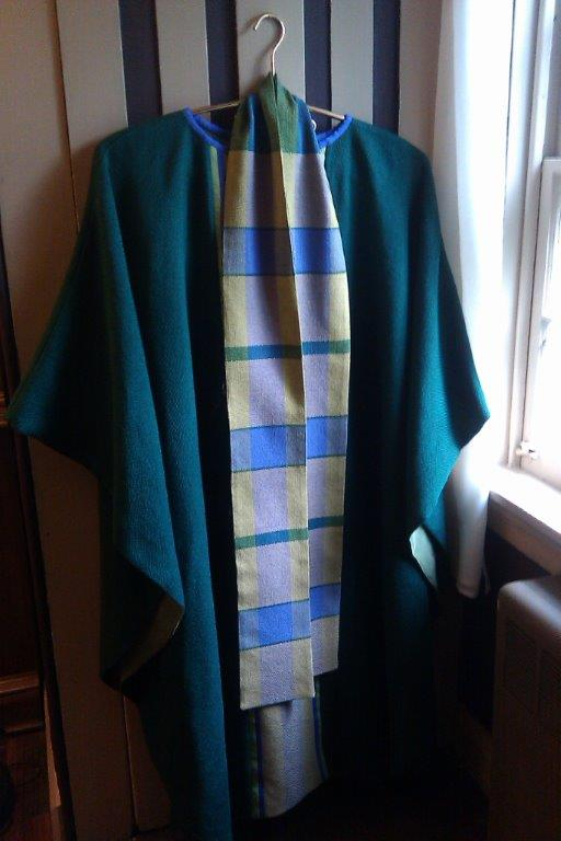 Priest's Stole and Chasuble