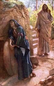 Magdalene at Tomb