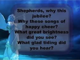 shepherds why