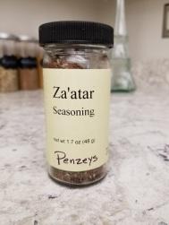 za'atar front label