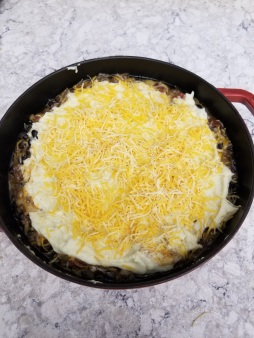 Tamale black bean casserole7