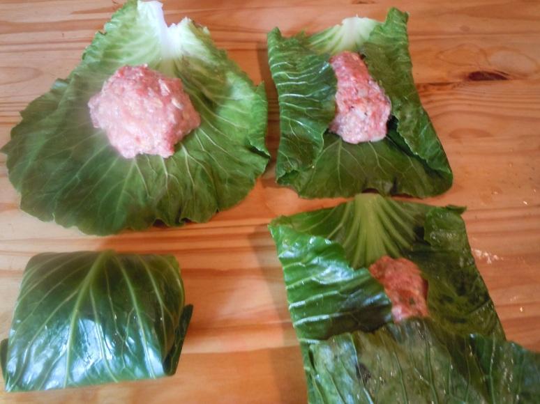 Za'Atar Beef Stuffed Cabbage 3